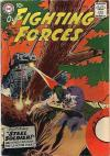 Our Fighting Forces #36 comic books - cover scans photos Our Fighting Forces #36 comic books - covers, picture gallery