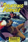 Our Fighting Forces #46 comic books - cover scans photos Our Fighting Forces #46 comic books - covers, picture gallery