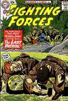 Our Fighting Forces #55 comic books - cover scans photos Our Fighting Forces #55 comic books - covers, picture gallery