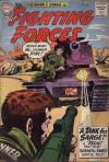Our Fighting Forces #57 comic books for sale