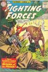 Our Fighting Forces #58 comic books - cover scans photos Our Fighting Forces #58 comic books - covers, picture gallery
