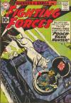 Our Fighting Forces #63 comic books - cover scans photos Our Fighting Forces #63 comic books - covers, picture gallery