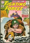 Our Fighting Forces #65 comic books - cover scans photos Our Fighting Forces #65 comic books - covers, picture gallery