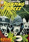 Our Fighting Forces #71 comic books - cover scans photos Our Fighting Forces #71 comic books - covers, picture gallery