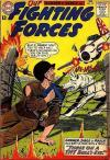 Our Fighting Forces #74 comic books - cover scans photos Our Fighting Forces #74 comic books - covers, picture gallery