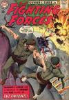 Our Fighting Forces #85 comic books - cover scans photos Our Fighting Forces #85 comic books - covers, picture gallery