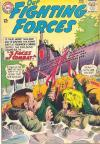 Our Fighting Forces #86 comic books - cover scans photos Our Fighting Forces #86 comic books - covers, picture gallery