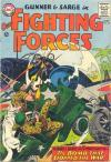 Our Fighting Forces #92 comic books - cover scans photos Our Fighting Forces #92 comic books - covers, picture gallery