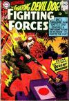 Our Fighting Forces #96 comic books - cover scans photos Our Fighting Forces #96 comic books - covers, picture gallery