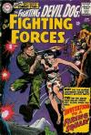 Our Fighting Forces #97 comic books - cover scans photos Our Fighting Forces #97 comic books - covers, picture gallery