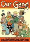 Our Gang Comics comic books