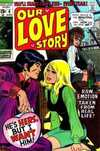 Our Love Story #6 comic books for sale