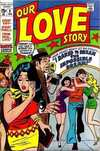 Our Love Story #9 Comic Books - Covers, Scans, Photos  in Our Love Story Comic Books - Covers, Scans, Gallery