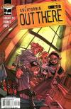 Out There #18 comic books - cover scans photos Out There #18 comic books - covers, picture gallery