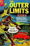 Outer Limits #9 comic books - cover scans photos Outer Limits #9 comic books - covers, picture gallery