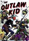 Outlaw Kid comic books