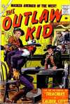 Outlaw Kid #19 Comic Books - Covers, Scans, Photos  in Outlaw Kid Comic Books - Covers, Scans, Gallery