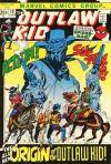 Outlaw Kid #10 comic books - cover scans photos Outlaw Kid #10 comic books - covers, picture gallery