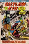 Outlaw Kid #11 comic books - cover scans photos Outlaw Kid #11 comic books - covers, picture gallery