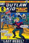 Outlaw Kid #13 comic books - cover scans photos Outlaw Kid #13 comic books - covers, picture gallery