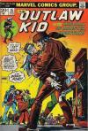 Outlaw Kid #15 comic books - cover scans photos Outlaw Kid #15 comic books - covers, picture gallery