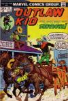 Outlaw Kid #17 comic books - cover scans photos Outlaw Kid #17 comic books - covers, picture gallery