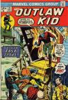 Outlaw Kid #19 comic books - cover scans photos Outlaw Kid #19 comic books - covers, picture gallery