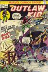 Outlaw Kid #21 Comic Books - Covers, Scans, Photos  in Outlaw Kid Comic Books - Covers, Scans, Gallery