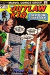 Outlaw Kid #22 Comic Books - Covers, Scans, Photos  in Outlaw Kid Comic Books - Covers, Scans, Gallery