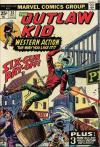 Outlaw Kid #24 comic books - cover scans photos Outlaw Kid #24 comic books - covers, picture gallery