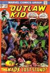 Outlaw Kid #25 Comic Books - Covers, Scans, Photos  in Outlaw Kid Comic Books - Covers, Scans, Gallery