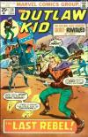 Outlaw Kid #30 comic books - cover scans photos Outlaw Kid #30 comic books - covers, picture gallery