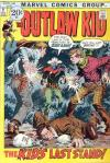 Outlaw Kid #9 comic books - cover scans photos Outlaw Kid #9 comic books - covers, picture gallery