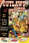 Outlaws of the West #28 Comic Books - Covers, Scans, Photos  in Outlaws of the West Comic Books - Covers, Scans, Gallery
