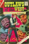 Outlaws of the West #54 comic books for sale