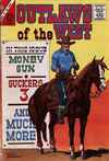 Outlaws of the West #55 comic books - cover scans photos Outlaws of the West #55 comic books - covers, picture gallery
