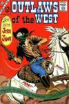 Outlaws of the West #58 comic books for sale