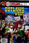 Outlaws of the West #82 comic books - cover scans photos Outlaws of the West #82 comic books - covers, picture gallery