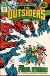 Outsiders #28 comic books - cover scans photos Outsiders #28 comic books - covers, picture gallery