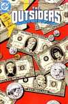 Outsiders #4 comic books for sale