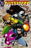 Outsiders #1 comic books - cover scans photos Outsiders #1 comic books - covers, picture gallery