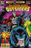 Outsiders #11 comic books - cover scans photos Outsiders #11 comic books - covers, picture gallery