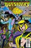 Outsiders #16 Comic Books - Covers, Scans, Photos  in Outsiders Comic Books - Covers, Scans, Gallery