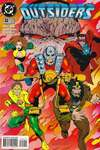 Outsiders #22 Comic Books - Covers, Scans, Photos  in Outsiders Comic Books - Covers, Scans, Gallery