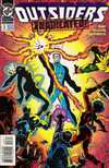Outsiders #3 Comic Books - Covers, Scans, Photos  in Outsiders Comic Books - Covers, Scans, Gallery