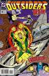 Outsiders #4 Comic Books - Covers, Scans, Photos  in Outsiders Comic Books - Covers, Scans, Gallery
