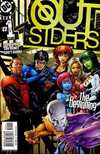 Outsiders #1 Comic Books - Covers, Scans, Photos  in Outsiders Comic Books - Covers, Scans, Gallery