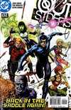 Outsiders #12 comic books - cover scans photos Outsiders #12 comic books - covers, picture gallery