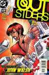 Outsiders #18 comic books - cover scans photos Outsiders #18 comic books - covers, picture gallery