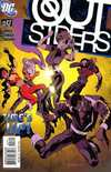 Outsiders #27 comic books - cover scans photos Outsiders #27 comic books - covers, picture gallery